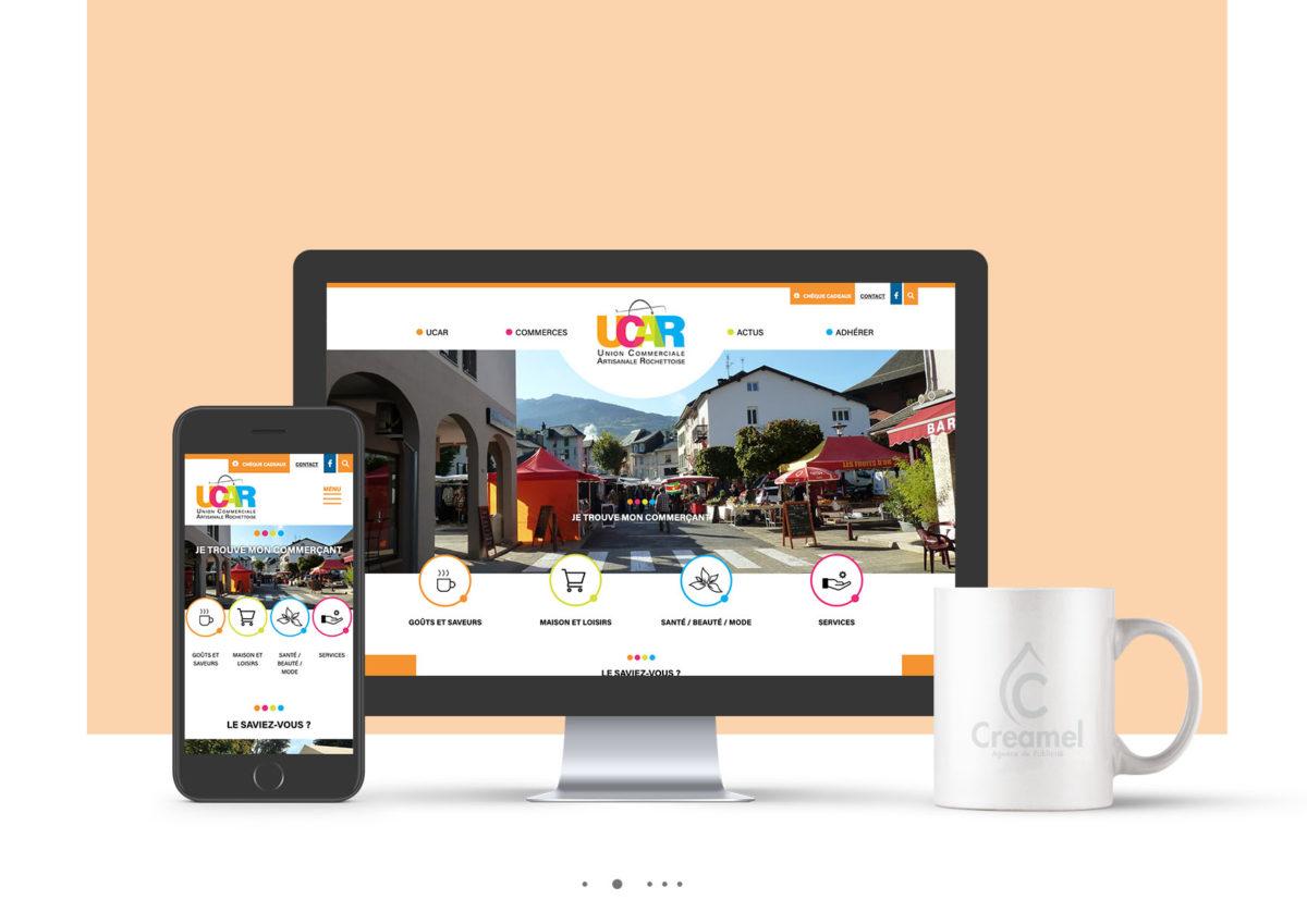 Site Web UCAR