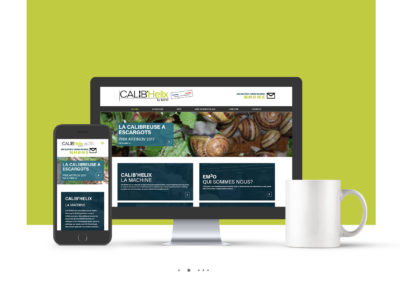 Calib'Helix-Webdesign