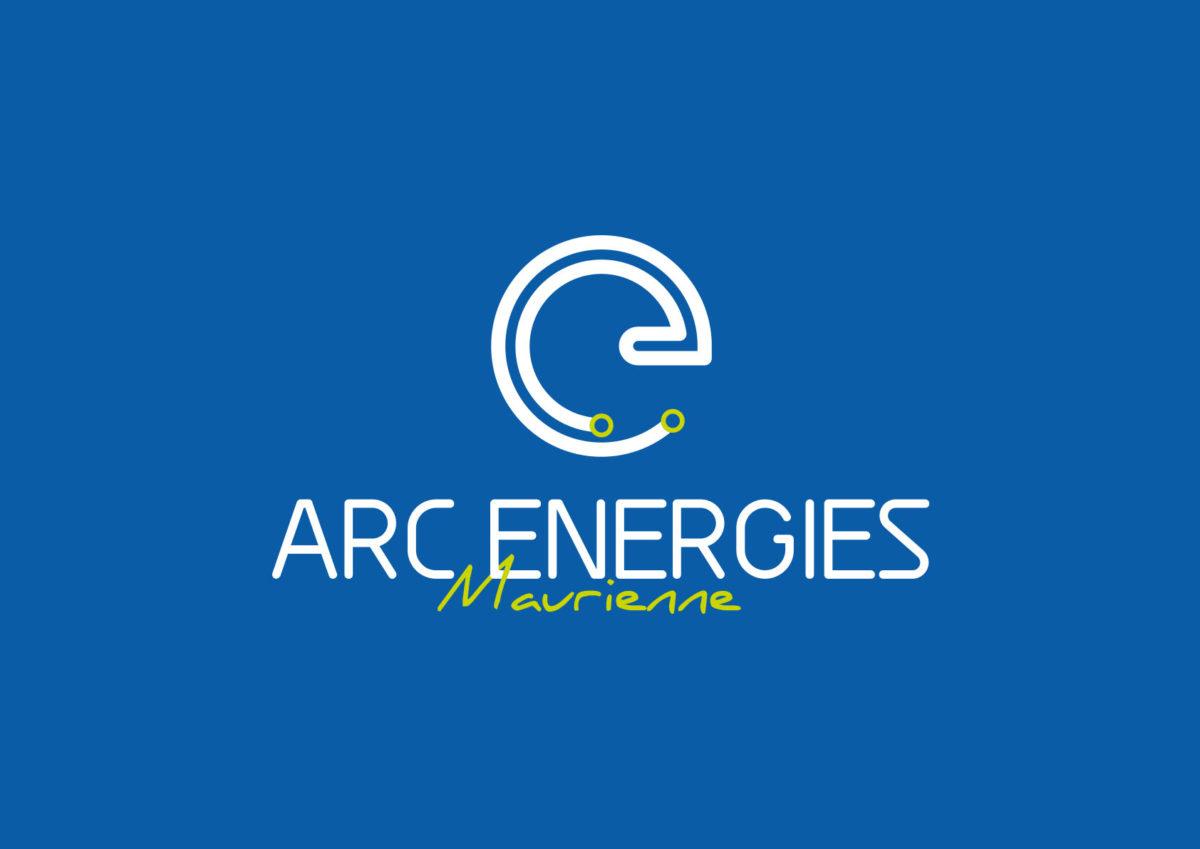 Logotype Arc Energies Maurienne