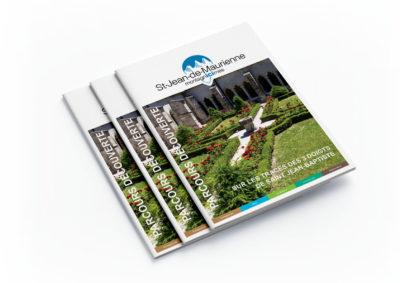 Couverture guide découverte patrimoine