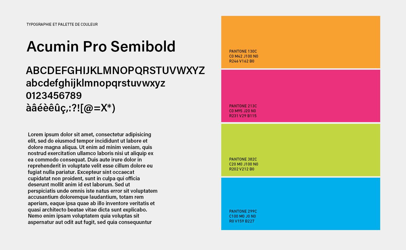 Planche Typographique