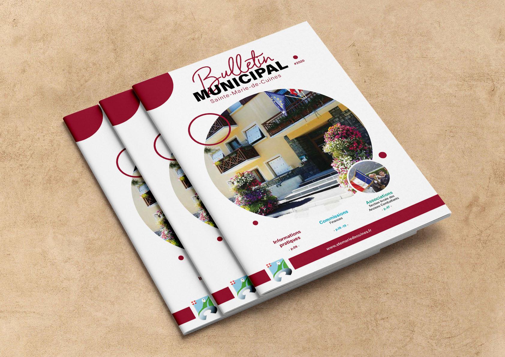 Bulletin Municipale Sainte-Marie-de-Cuines