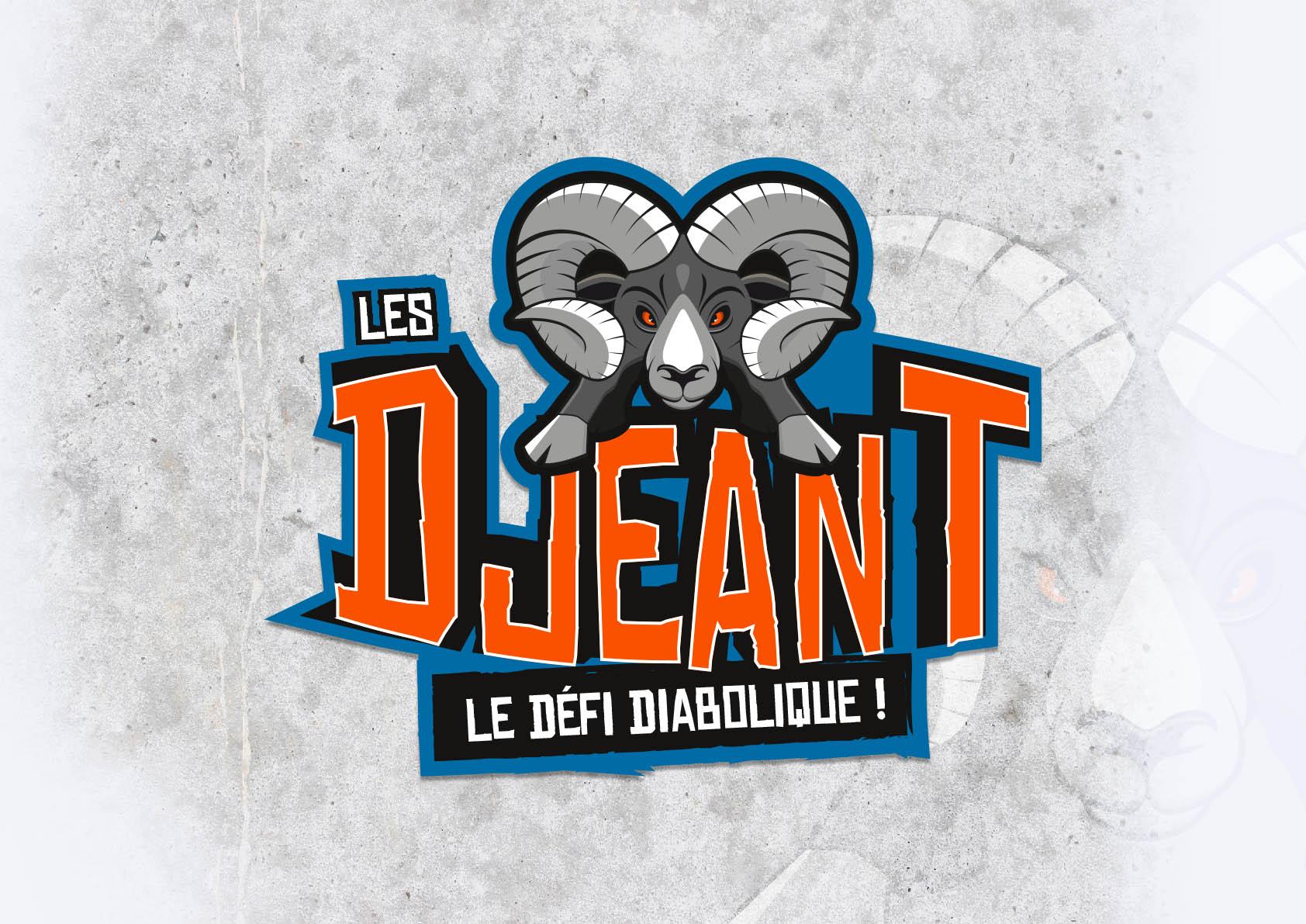 Identité Graphique pour Les DjeanT