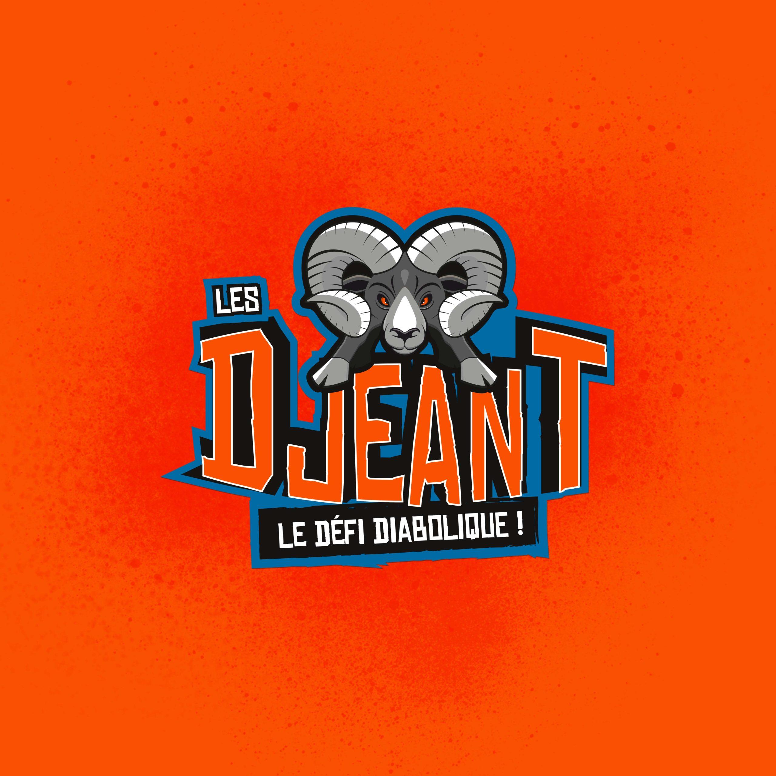 Identité Visuelle - Les DjeanT