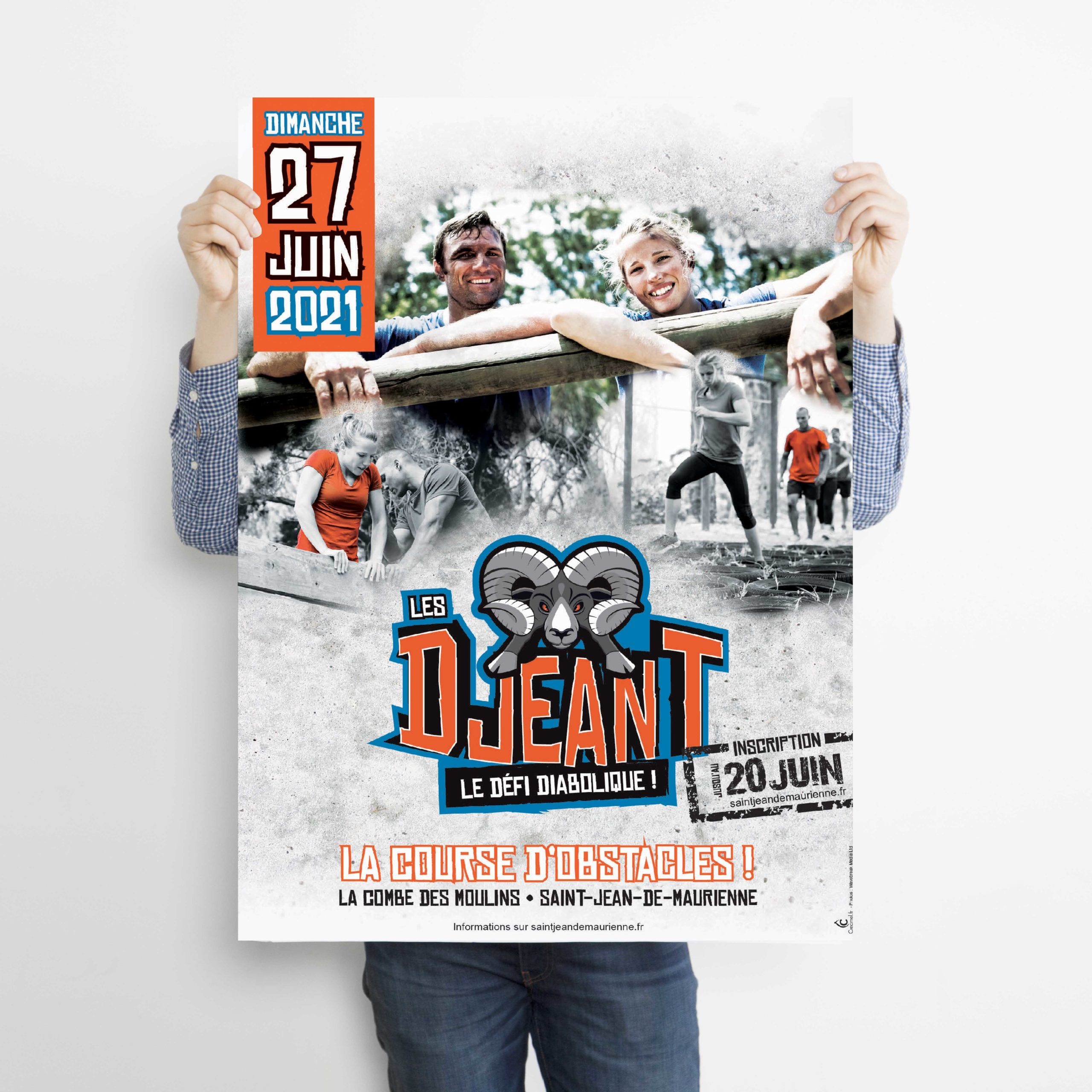 Affiche - DjeanT