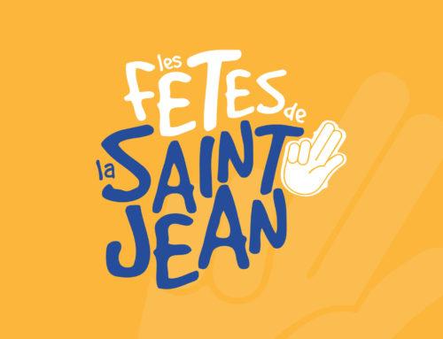 Les Fêtes de la Saint Jean – Identité Graphique